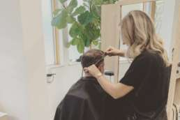 Vancouver barber janelle pearce