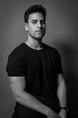 Vancouver Men's Stylist John Bolzanello